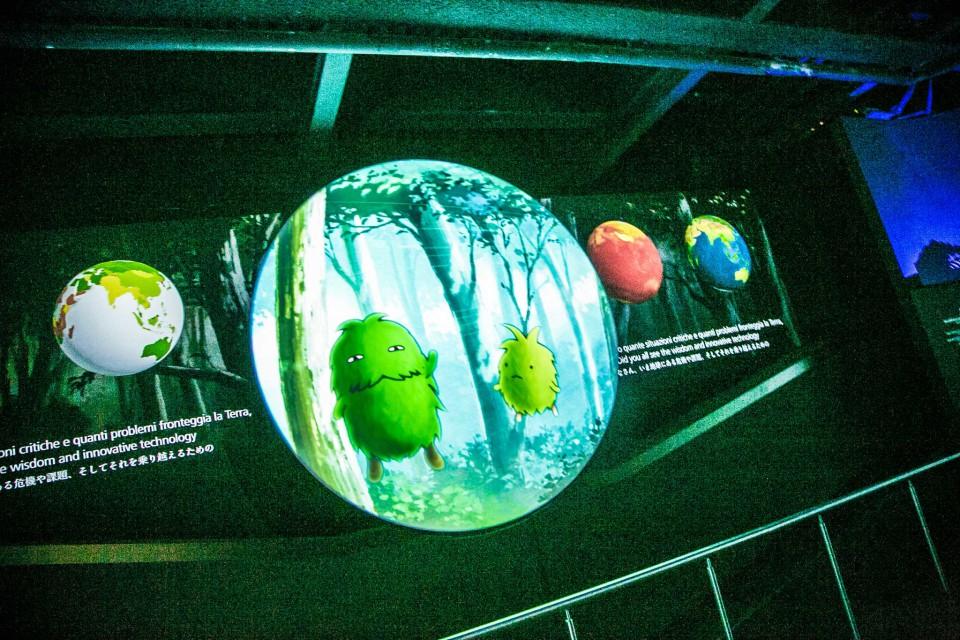 Giappone padiglione Expo 24