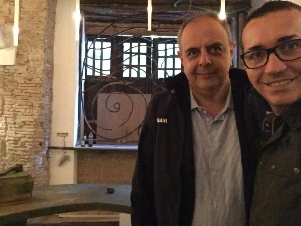 Gino Sorbillo Vincenzo Pagano