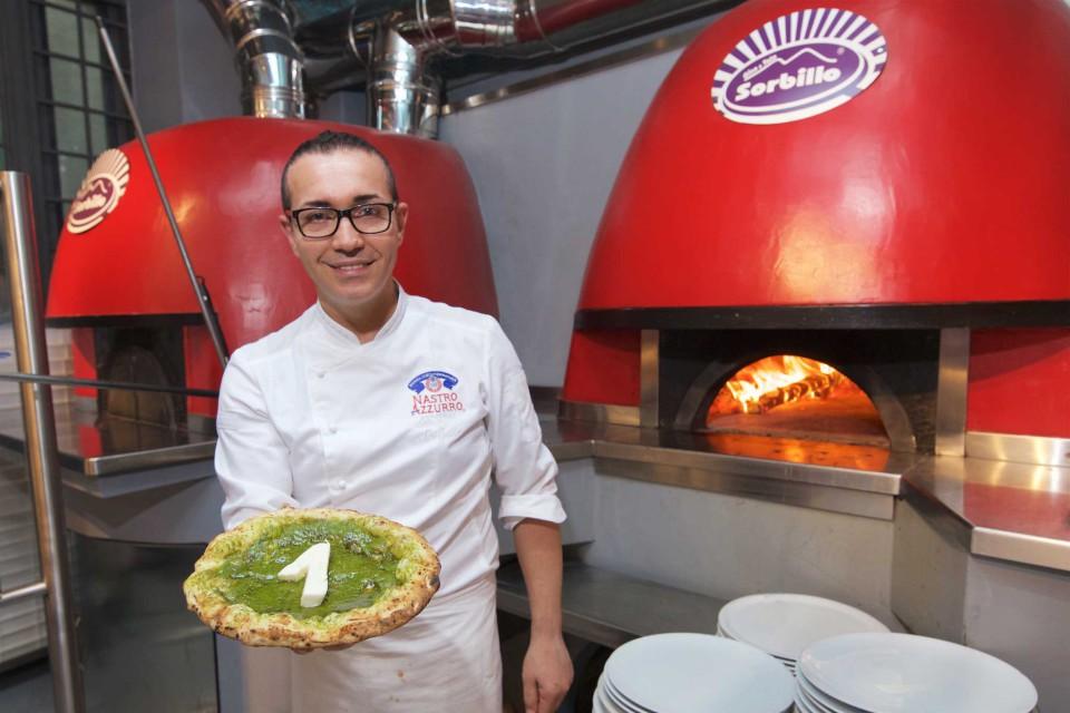 Gino Sorbillo pizza Scaramantica numero 1