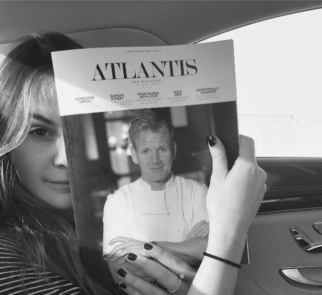 Gordon Ramsay ristorante Atlantis