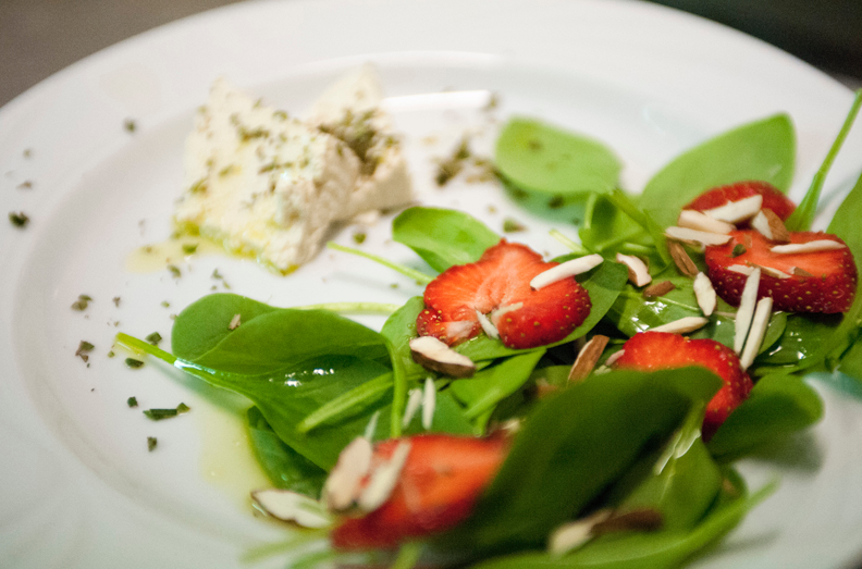 La Capra Campa ristorante veg Roma
