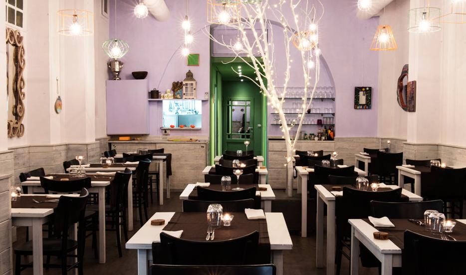 La Raccolta ristorante veg Firenze