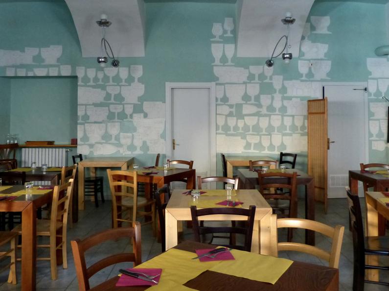 Oh mio bio ristorante veg Torino