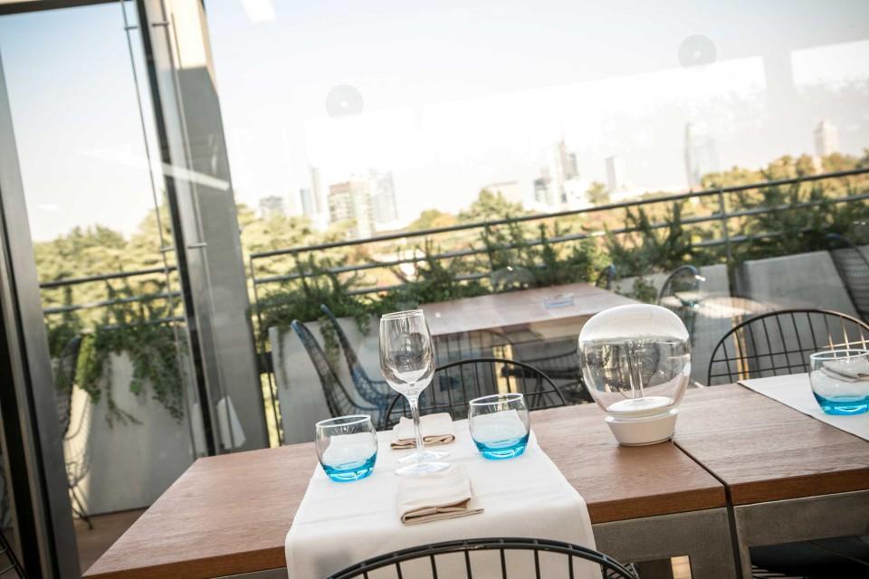Osteria con Vista ristorante Milano Triennale