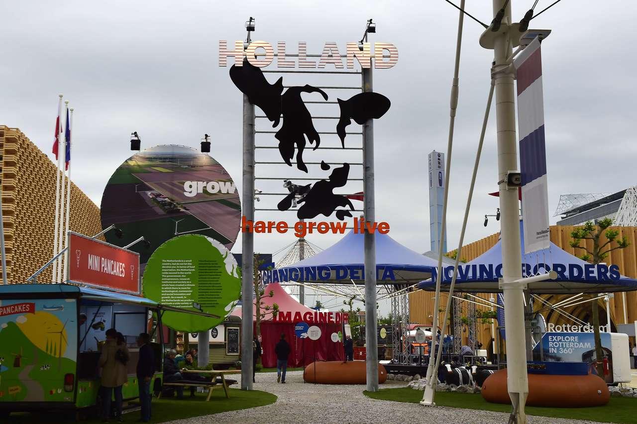 Padiglione Olanda Expo