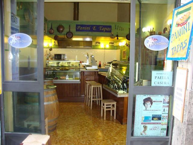 PanDivino ristorante Roma