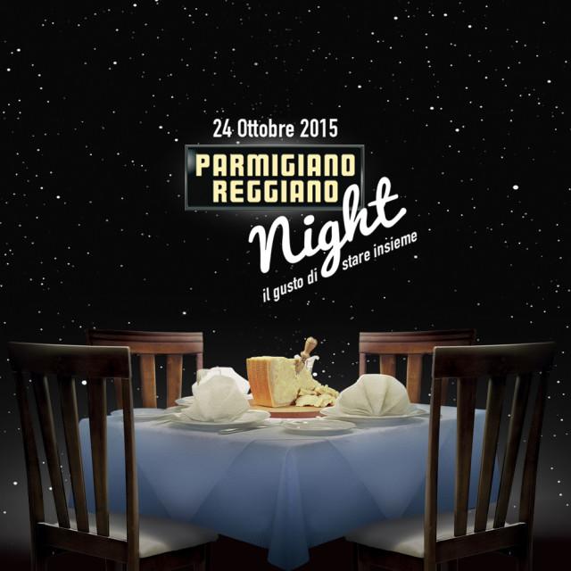 Parmigiano Reggiano Night