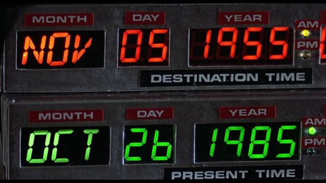 Ritorno al Futuro ottobre 2015