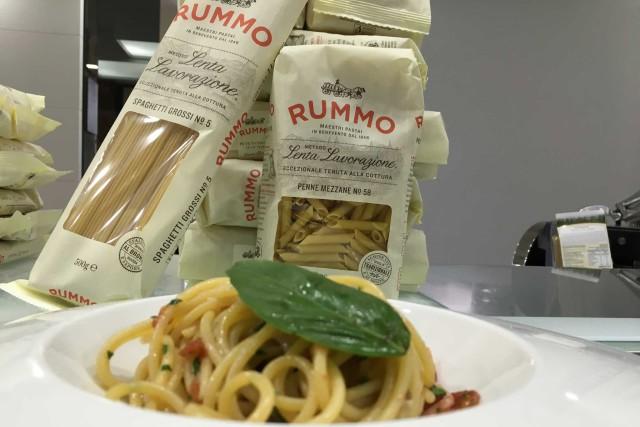 Rummo spaghetti pomodoro