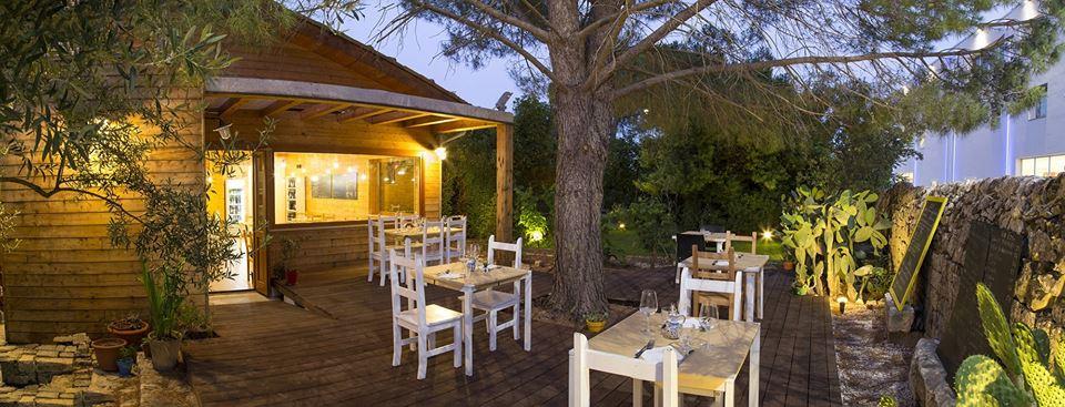 Singola ristorante veg Modica