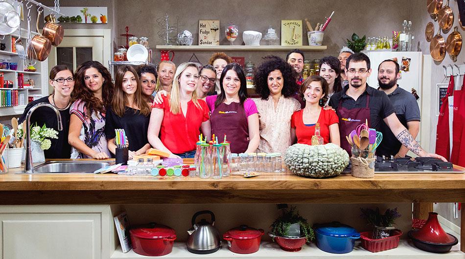 Sonia peronaci lascia giallo zafferano e va in televisione