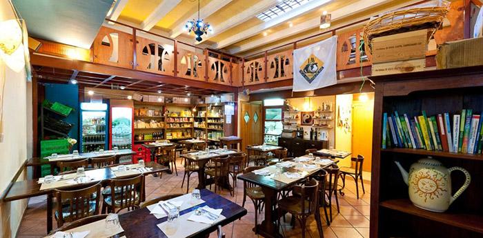 Sorriso Integrale ristorante veg napoli