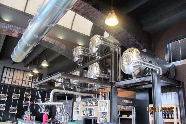 Tank hop&pork pub