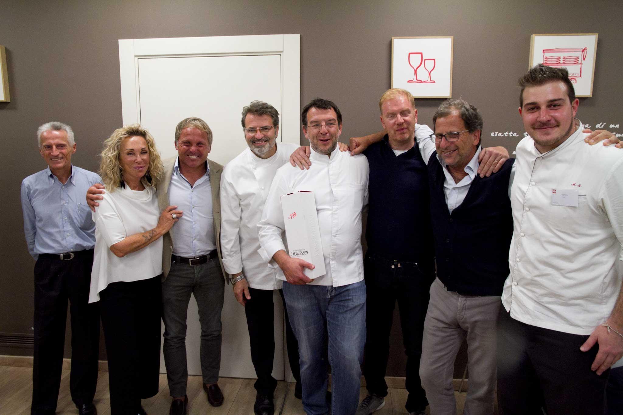 barcolana degli chef vincitori