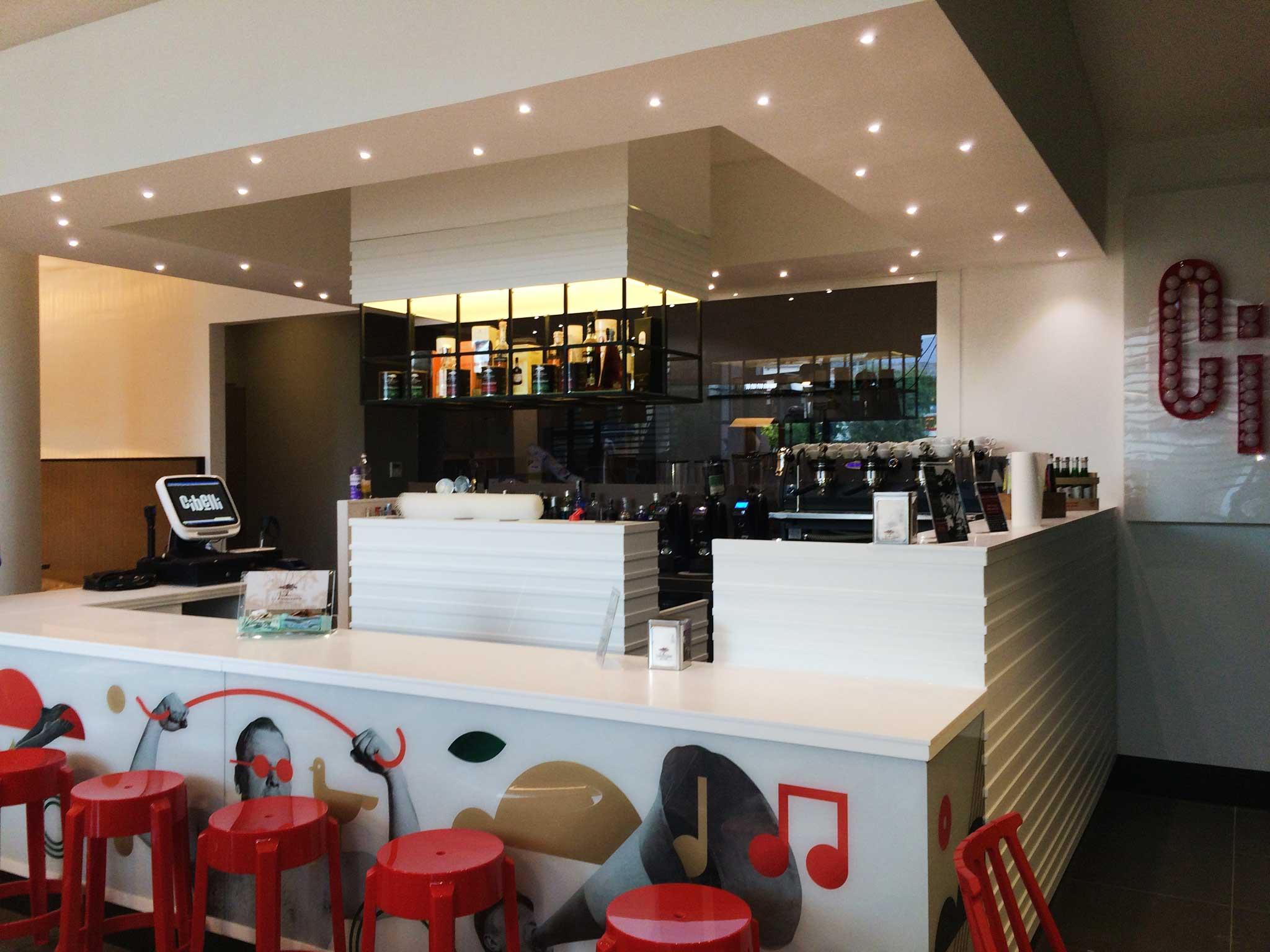 cafè bistrot Cibelli bar
