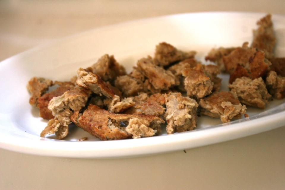 carne di soia