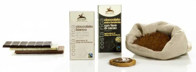 cioccolato alce nero