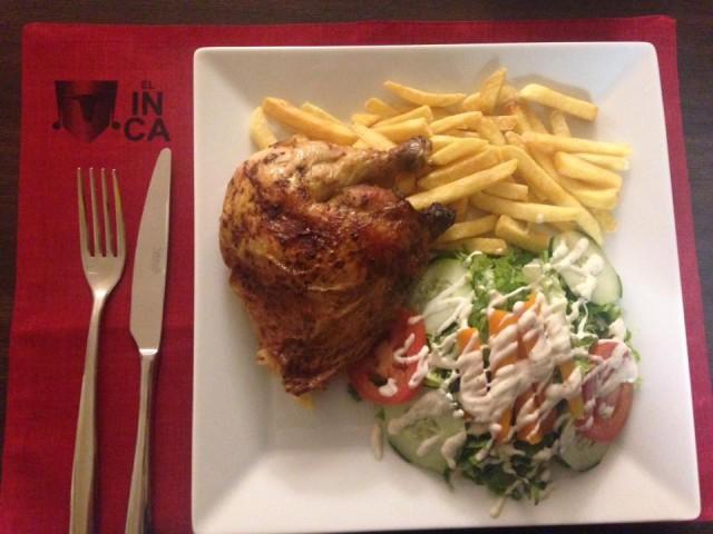 pollo a la brasa peruviano firenze