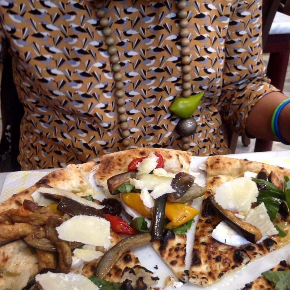 la pizza semza scuorno di Carmnella