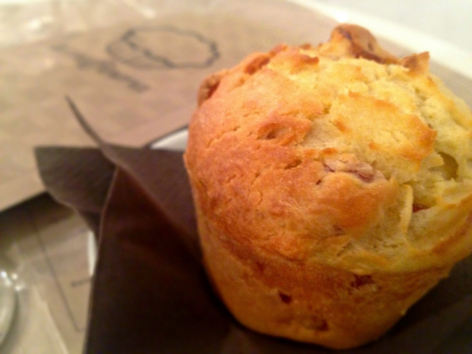 Dolci zucca muffin