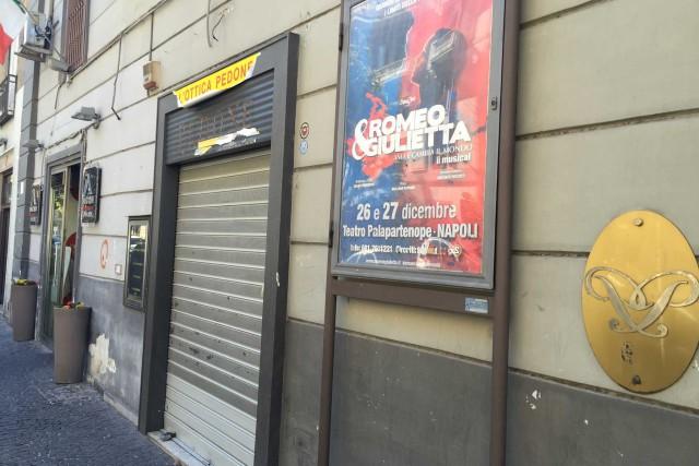 nuova pizza fritta Sorbillo Vomero Napoli
