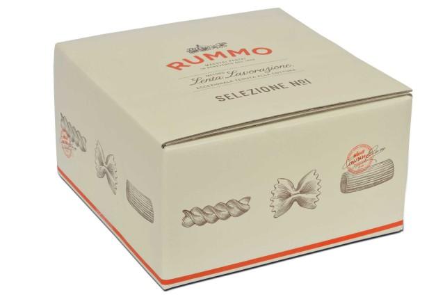 pacco regalo Rummo