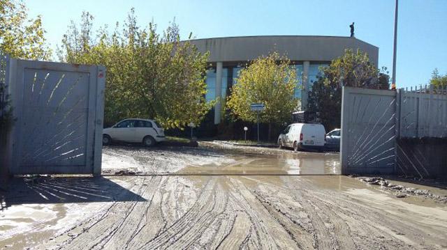 pastificio Rummo alluvione