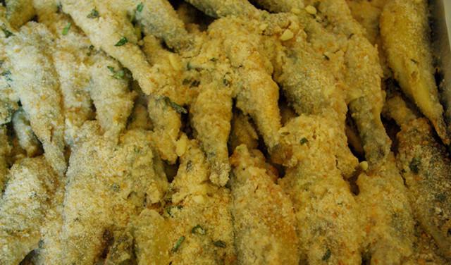 pesce in sarsa