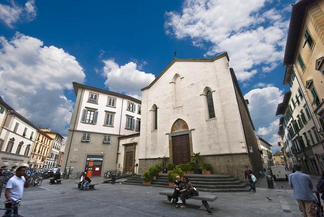 piazza sant'ambrogio Firenze