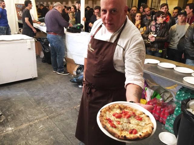 pizza Michele Papagno