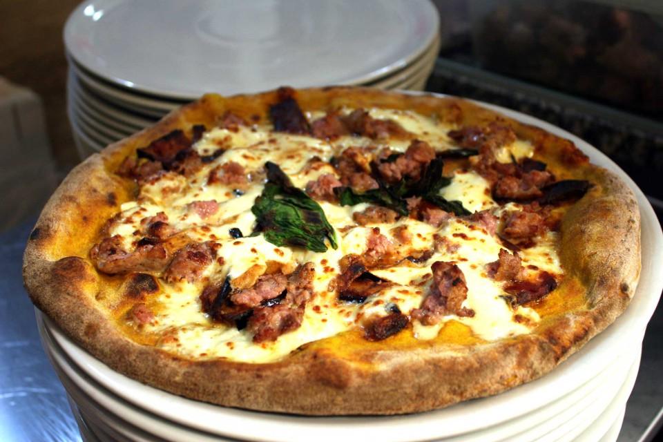 pizza impasto curcuma