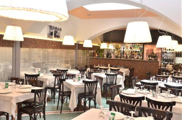 pizzeria Gorizia 1962 sala