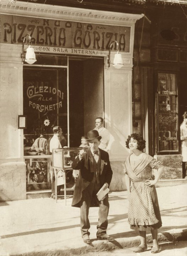 pizzeria Gorizia via Bernini