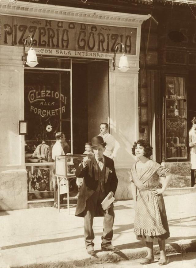 pizzeria Gorizia via Bernini