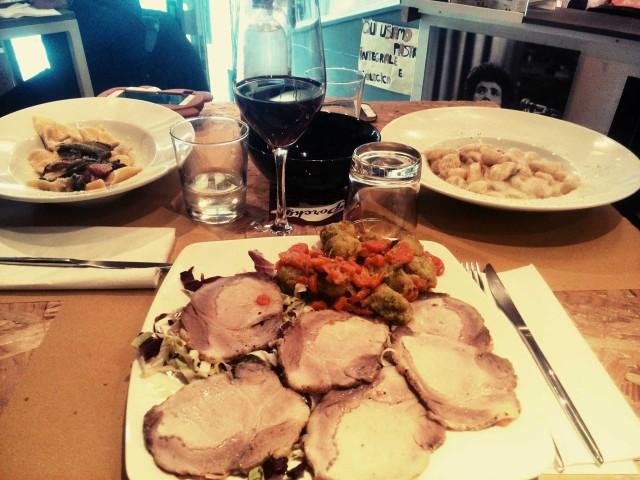 porcky Milano cosa mangiare