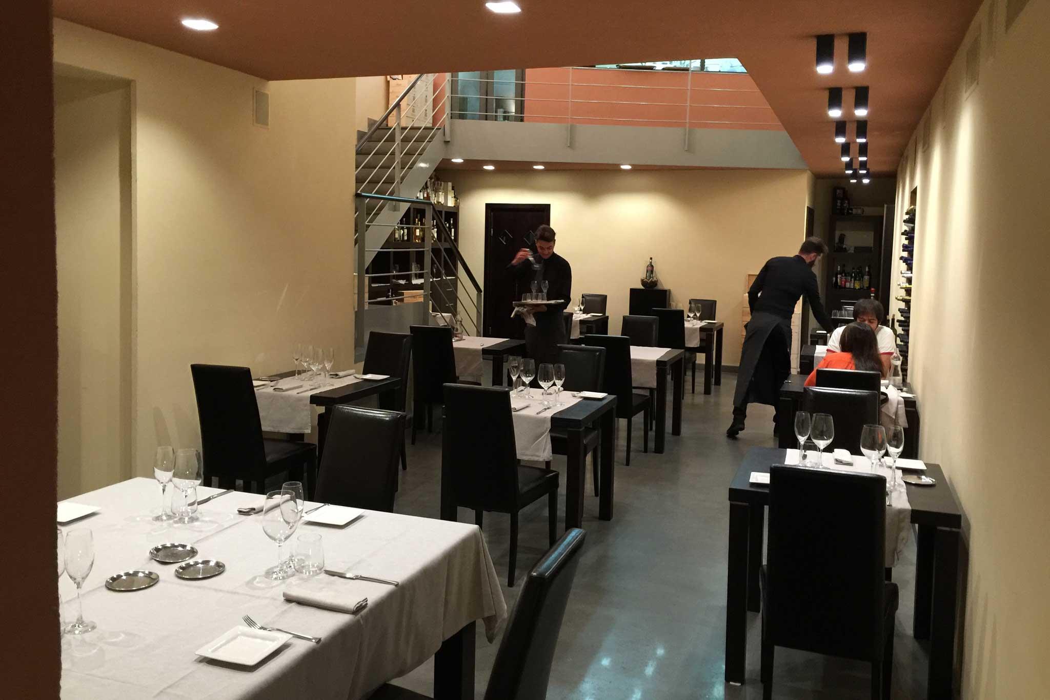 ristorante Palazzo Petrucci Napoli