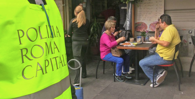 task force roma polizia