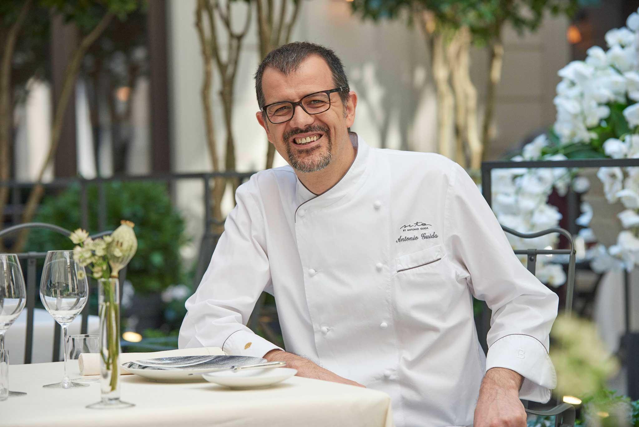 Antonio Guida chef