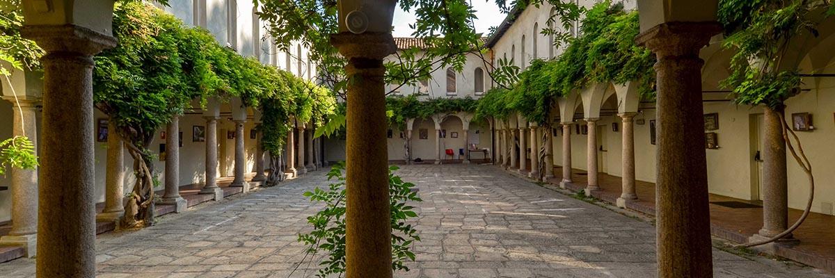 Chiostri di San Barnaba Milano