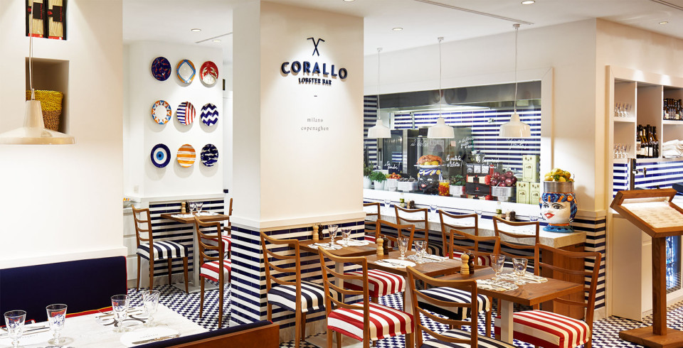 Corallo Lobster Bar Milano