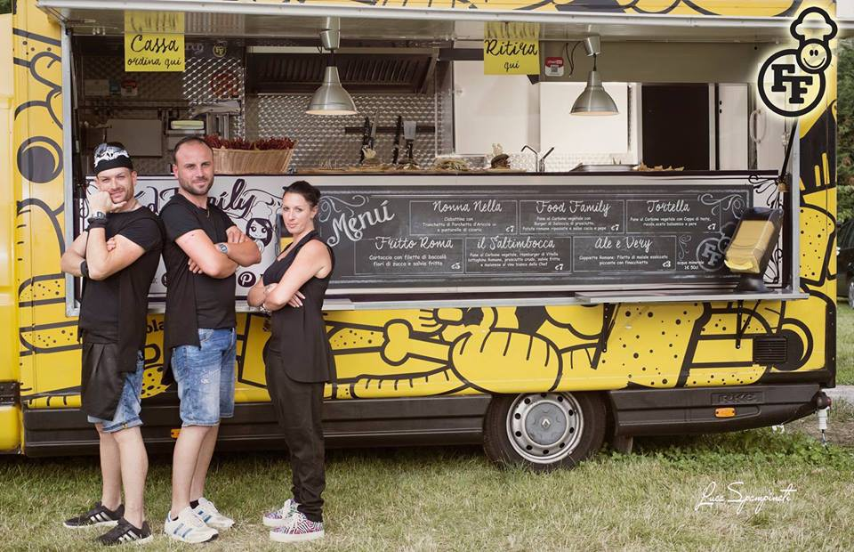 Family Food food truck
