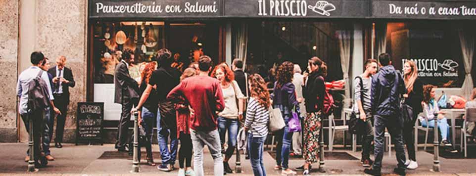 Il Priscio Milano