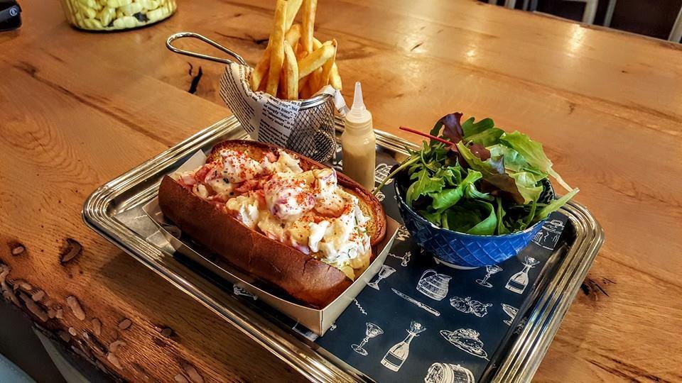 Lobster Roll Classico Brescia