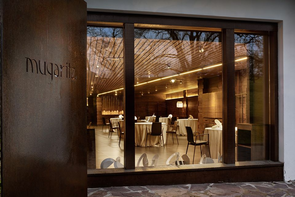 Mugaritz ristorante