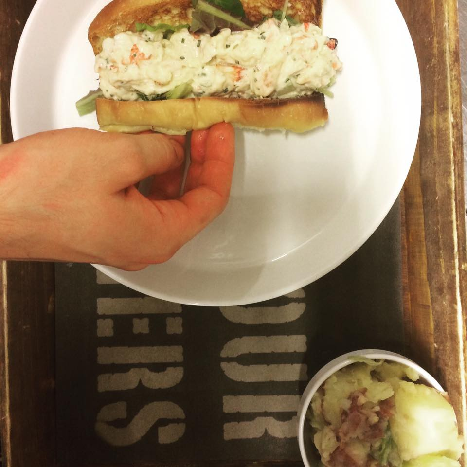 Orsone Lobster Roll