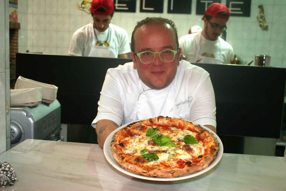 Pasqualino Rossi pizza Cobulteria
