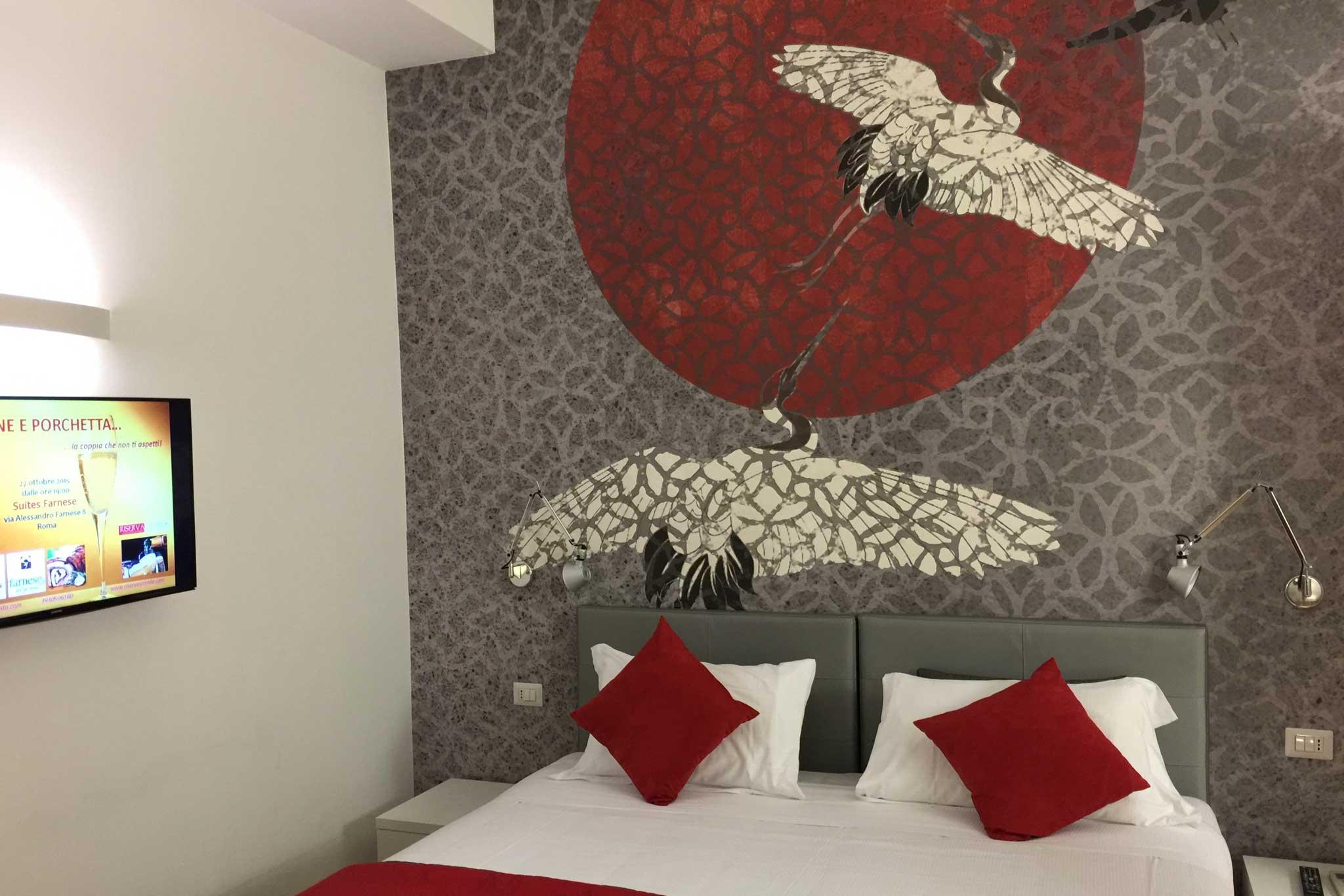 Suites Farnese Design hotel Roma