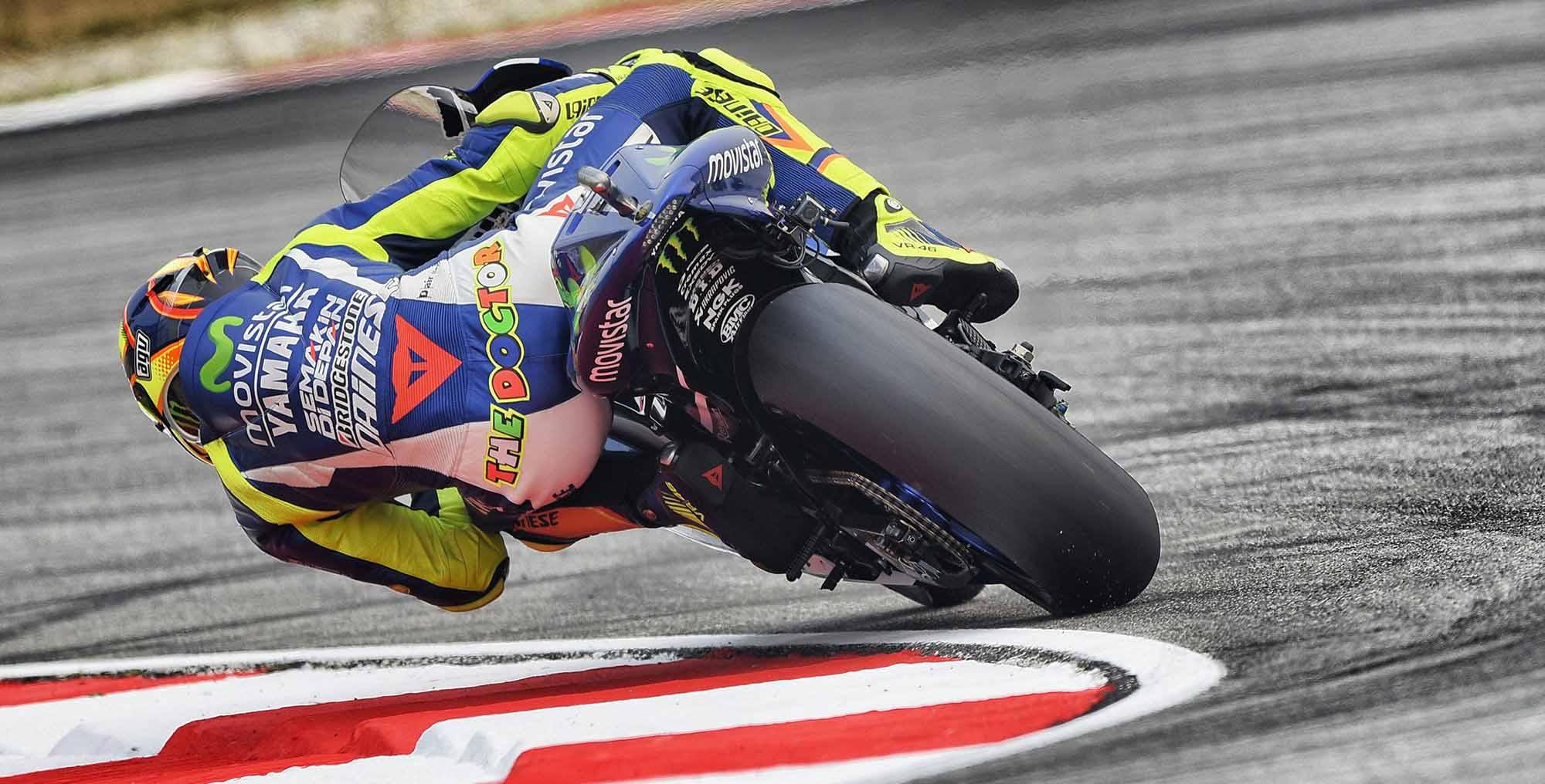 Valentino Rossi mondiale Valencia