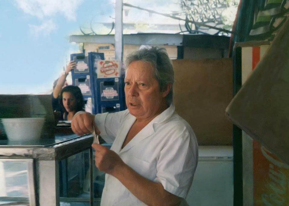 Vincenzo Costa pizzaiolo