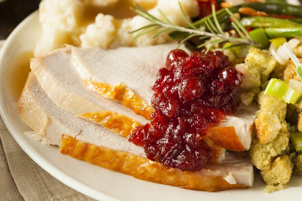 Vivi Bistrot Thanksgiving day